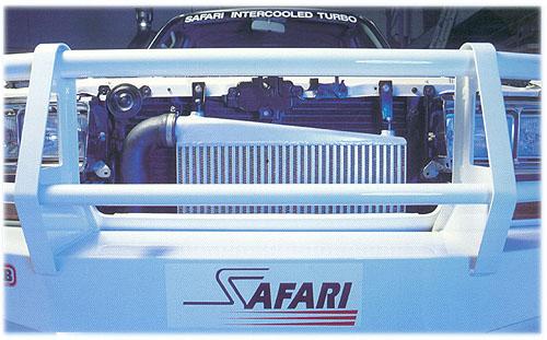 Safari Intercooler System