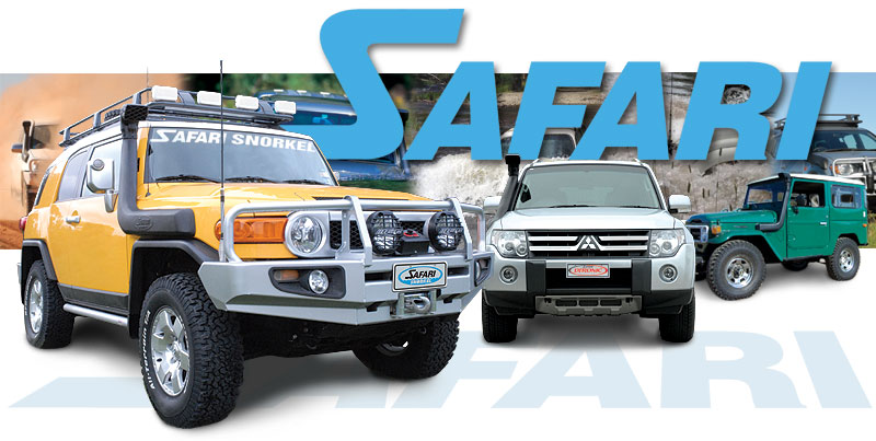 4wd Accessories Wolf 4x4 Safari Snorkels