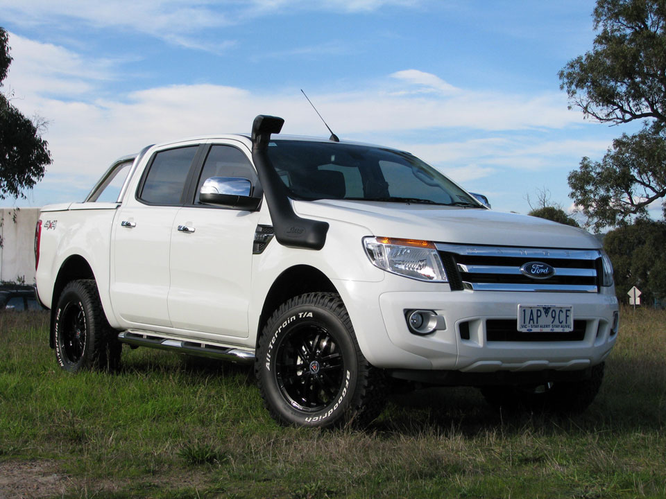 4wd accessories wolf 4x4 safari snorkel ford ranger. Black Bedroom Furniture Sets. Home Design Ideas