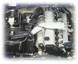 safari diesel turbocharger system   toyota land cruiser  series hz diesel engine