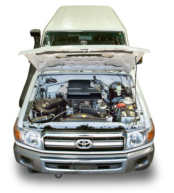safari diesel power system rh safarisnorkel com 1994 Land Cruiser Factory Manual 2000 Toyota Land Cruiser