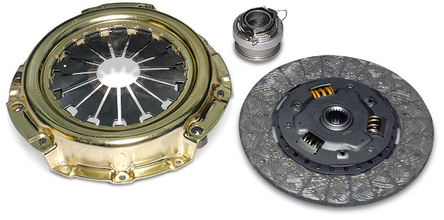 Safari Diesel Extreme Duty Clutch for the 4x4 Toyota Land Cruiser